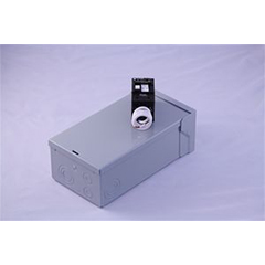 GFCI Breaker w/ Box Enclosure, 50 Amp