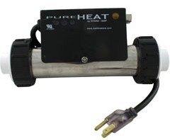 Hydro Quip 1 5 Kw Inline Bath Heater W Nema Cord
