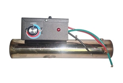 Vulcan spa hot tub heater assembly complete for Pompe chauffante