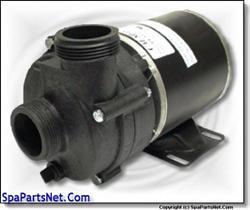 Cal spas vico 48 frame spa circulation pump for Cal spa dually pump motor